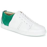 Παπούτσια Άνδρας Χαμηλά Sneakers M. Moustache RENE άσπρο / Green