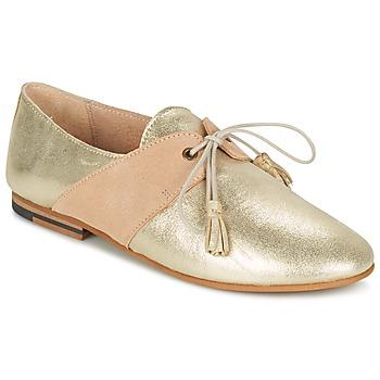 Παπούτσια Γυναίκα Derby M. Moustache MARTINE Gold