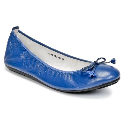 Παπούτσια Γυναίκα Μπαλαρίνες Mac Douglas ELIANE Μπλέ