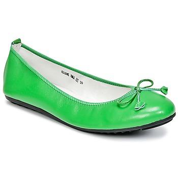 Παπούτσια Γυναίκα Μπαλαρίνες Mac Douglas ELIANE Green