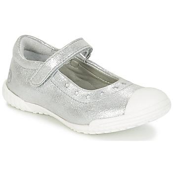 Παπούτσια Κορίτσι Μπαλαρίνες Mod'8 PRISCA Silver