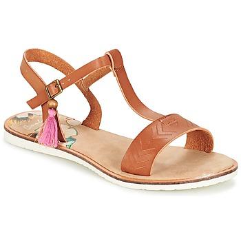 Παπούτσια Γυναίκα Σανδάλια / Πέδιλα Coolway MONKY Brown