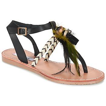 Παπούτσια Γυναίκα Σανδάλια / Πέδιλα Coolway MELROSE Black