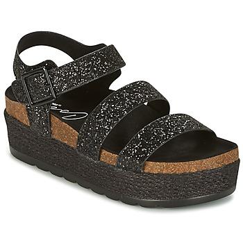 Παπούτσια Γυναίκα Σανδάλια / Πέδιλα Coolway CUMBIA Black