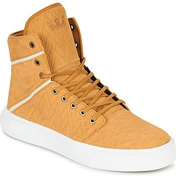 Παπούτσια Άνδρας Ψηλά Sneakers Supra CAMINO Yellow