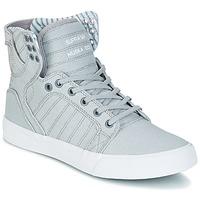 Παπούτσια Ψηλά Sneakers Supra SKYTOP Grey