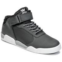 Παπούτσια Άνδρας Ψηλά Sneakers Supra ELLINGTON STRAP Black