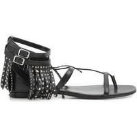 Παπούτσια Γυναίκα Σανδάλια / Πέδιλα Saint Laurent 416400 B3400 1000 nero