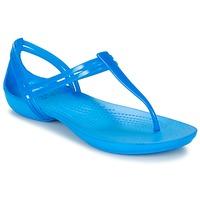 Παπούτσια Γυναίκα Σανδάλια / Πέδιλα Crocs CROCS ISABELLA T-strap Mπλε