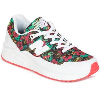 Παπούτσια Γυναίκα Χαμηλά Sneakers New Balance W530 Green / Red