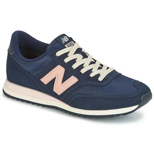 Παπούτσια Γυναίκα Χαμηλά Sneakers New Balance CW620 MARINE