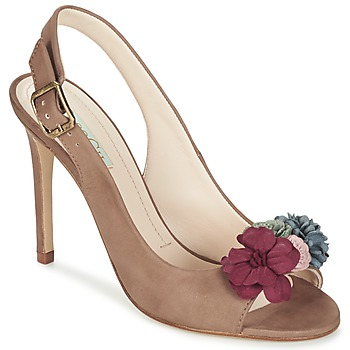 Παπούτσια Γυναίκα Σανδάλια / Πέδιλα Paco Gil BRAZIL Brown
