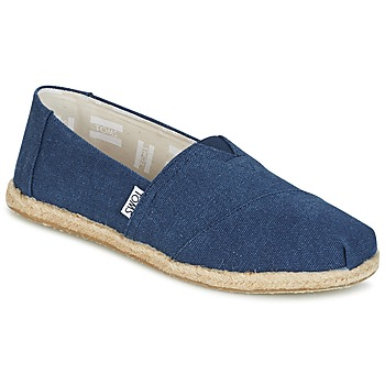 Παπούτσια Γυναίκα Slip on Toms SEASONAL CLASSICS MARINE