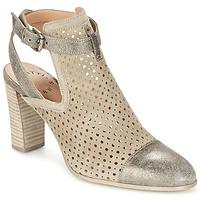 Παπούτσια Γυναίκα Μποτίνια Muratti DRAGEE Grey / Silver