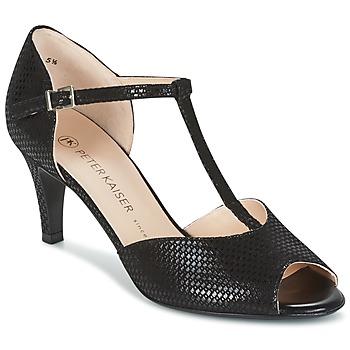 Παπούτσια Γυναίκα Σανδάλια / Πέδιλα Peter Kaiser NELA Black