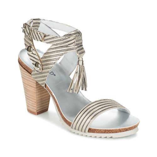 Παπούτσια Γυναίκα Σανδάλια / Πέδιλα Regard RIKIL Silver
