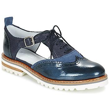 Παπούτσια Γυναίκα Derby Regard ROAXI Μπλέ
