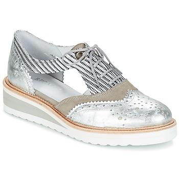 Παπούτσια Γυναίκα Derby Regard RYXA Silver
