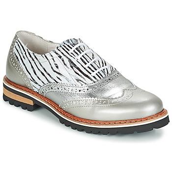 Παπούτσια Γυναίκα Derby Regard ROAXA Silver