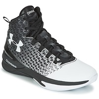 Παπούτσια Άνδρας Basketball Under Armour UA ClutchFit Drive 3 Black / άσπρο