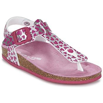 Παπούτσια Κορίτσι Σανδάλια / Πέδιλα Agatha Ruiz de la Prada BOUDOU Ροζ