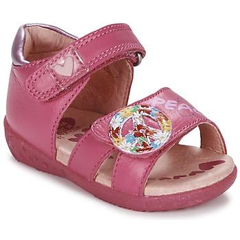 Παπούτσια Κορίτσι Σανδάλια / Πέδιλα Agatha Ruiz de la Prada BOUTICHEK Ροζ