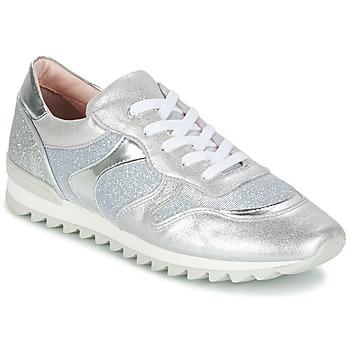 Παπούτσια Κορίτσι Χαμηλά Sneakers Unisa DAYTONA Argenté