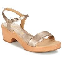 Παπούτσια Γυναίκα Σανδάλια / Πέδιλα Unisa IRITA Gold