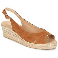Παπούτσια Γυναίκα Σανδάλια / Πέδιλα Unisa CAMPI CAMEL