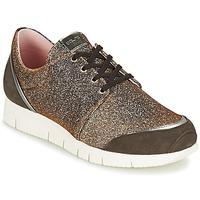 Παπούτσια Γυναίκα Χαμηλά Sneakers Unisa BOMBA Silver