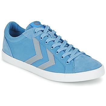 Παπούτσια Χαμηλά Sneakers Hummel DEUCE COURT SUMMER μπλέ / Grey