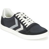 Παπούτσια Χαμηλά Sneakers Hummel TEN STAR DUO CANVAS LOW Black / Grey