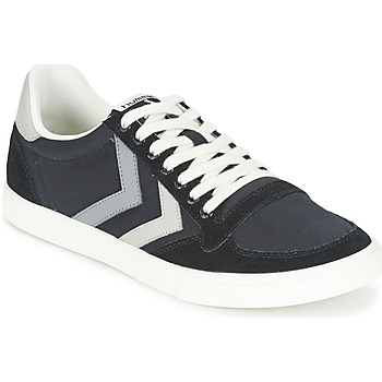 Παπούτσια Χαμηλά Sneakers Hummel TEN STAR DUO CANVAS LOW Black / Grey