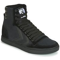 Παπούτσια Άνδρας Ψηλά Sneakers Hummel TEN STAR TONAL HIGH Black