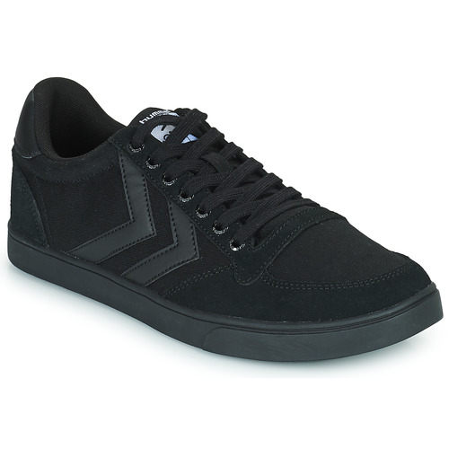 Παπούτσια Χαμηλά Sneakers Hummel TEN STAR TONAL LOW Black