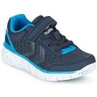 Παπούτσια Παιδί Χαμηλά Sneakers Hummel CROSSLITE JR MARINE