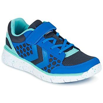 Παπούτσια Παιδί Χαμηλά Sneakers Hummel CROSSLITE JR μπλέ