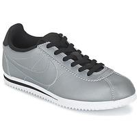 Παπούτσια Αγόρι Χαμηλά Sneakers Nike CORTEZ PREMIUM JUNIOR Grey