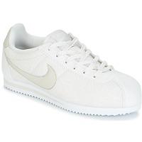 Παπούτσια Κορίτσι Χαμηλά Sneakers Nike CORTEZ LEATHER SE JUNIOR Beige