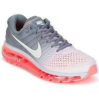 Παπούτσια Γυναίκα Τρέξιμο Nike AIR MAX 2017 Grey / ροζ
