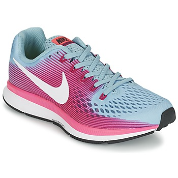 Παπούτσια Γυναίκα Τρέξιμο Nike AIR ZOOM PEGASUS 34 Μπλέ / Fushia