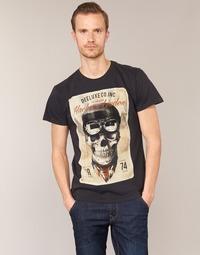 Υφασμάτινα Άνδρας T-shirt με κοντά μανίκια Deeluxe CLEM Grey / Beige