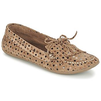 Παπούτσια Γυναίκα Μοκασσίνια Ippon Vintage MOC POINTS TAUPE
