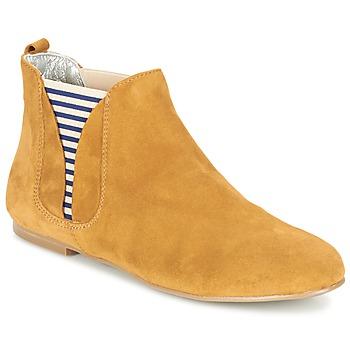 Παπούτσια Γυναίκα Μπότες Ippon Vintage SUN FLYBOAT Ocre