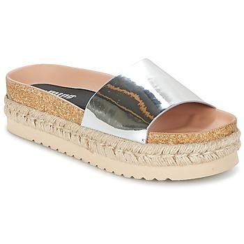 Παπούτσια Γυναίκα Τσόκαρα MTNG MERCOL Silver