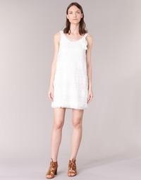 Υφασμάτινα Γυναίκα Κοντά Φορέματα Desigual KERASO άσπρο