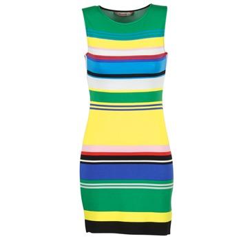 Υφασμάτινα Γυναίκα Κοντά Φορέματα Desigual LIURASE Multicolore