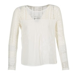 Υφασμάτινα Γυναίκα Μπλούζες Desigual  άσπρο