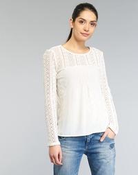 Υφασμάτινα Γυναίκα Μπλούζες Desigual GERZA Άσπρο