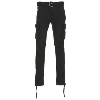 Υφασμάτινα Άνδρας παντελόνι παραλλαγής Schott TR RANGER 70 Black